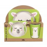 ALBI Dětské nádobí - Lama