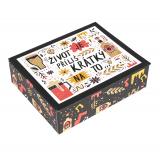 ALBI Hrací krabička - Život je příliš krátký