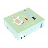 ALBI Hrací krabička - Veselá zvířátka