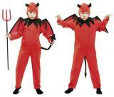 Dětský kostým - Čert