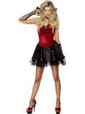 Kostým - Sexy upírka