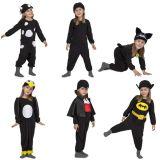 Dětský kostým -  5 v 1 - černý