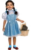 Dětský kostým - Dorothy - s flitry