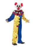 Dětský kostým - Klaun - Husí kůže