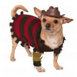 Kostým pro pejska - Freddy Kruger