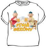 Tričko - Pat a Mat - Pivař sezony