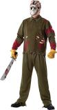 Kostým - Jason - deluxe