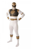 Kostým - White Ranger - Mighty Morphin Powers Ran