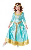 Dětský kostým - Merida - ornamenty