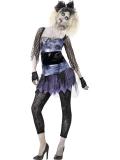 Kostým - Zombie - 80s Wild Child