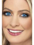 Oční čočky - Harlequin