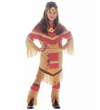 Dětský kostým - Indiánka
