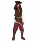 Kostým - Pirát - XL