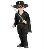 Dětský kostým - Zorro