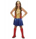 Dětský kostým - Wonder girl